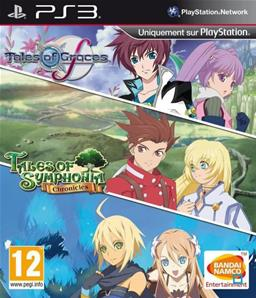 Tales Of Symphonia Chronicles + Tales Of Graces f - PS3
