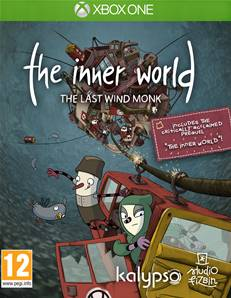 The Inner World : The Last Wind Monk Xbox One