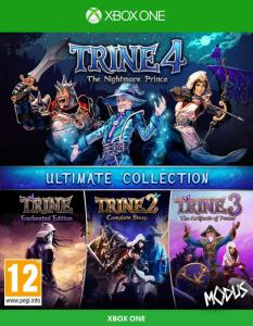 Trine (1 au 4) The Ultimate Collection Xbox One