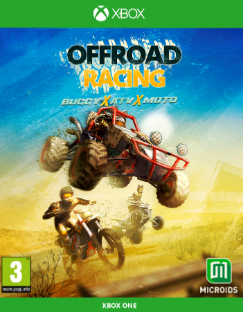 Off-Road Racing Xbox One