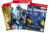 jeux PC hit collection