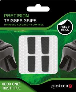 Gioteck Précision Trigger Grips pour Xbox One