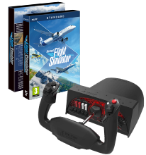 Microsoft Flight Simulator PC + Honeycomb Aerosoft