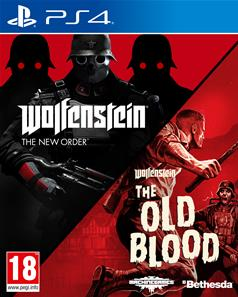 Wolfenstein Double pack / PS4
