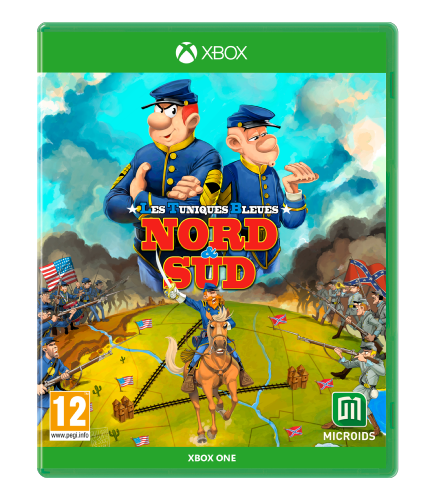 Les Tuniques Bleues Nord & Sud Xbox One