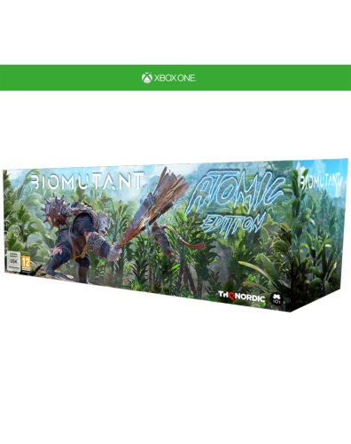 Biomutant Atomic Edition Xbox One