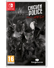 Chicken Police: Paint it Red! Nintendo Switch