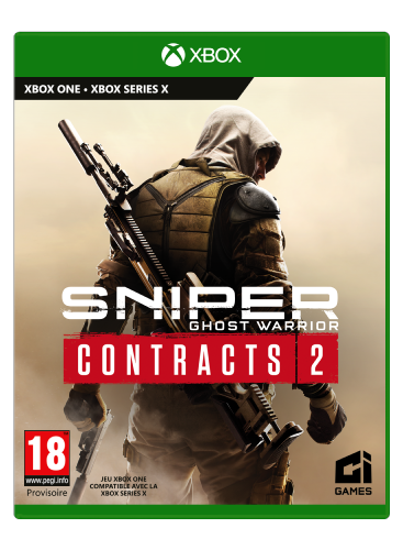 Sniper Ghost Warrior Contracts 2 Xbox One / Series X