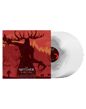 The Witcher 3 OST Complete Edition 4 LP Couleur Exclusive JFG