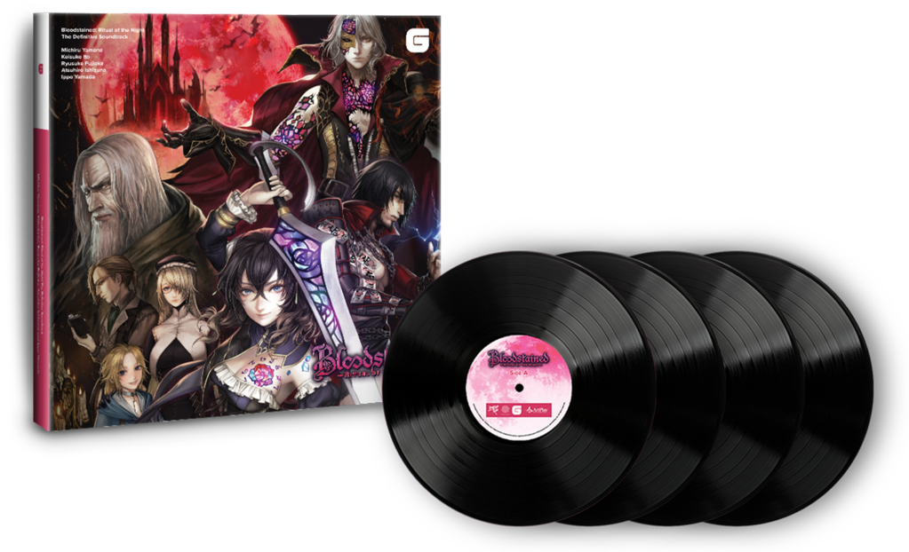 Bloodstained : Ritual of the Night The Definitive Soundtrack