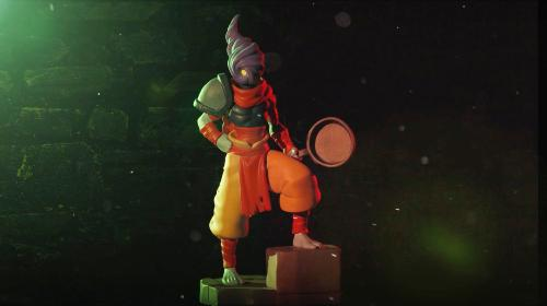 Figurine Prisoner Dead Cells