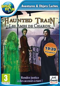 Haunted Train (1) Les Âmes de Charon PC