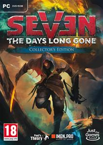 Seven The Days Long Gone Collector's Edition PC