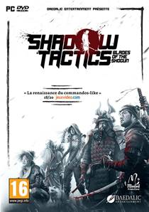 Shadow Tactics Blades of the Shogun PC