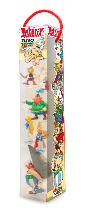 Lot de 7 figurines Tubo Astérix Plastoy