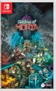 Children of Morta SWITCH + Pin's bonus