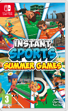 Instant Sports Summer Games Switch