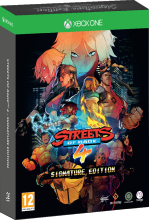 Streets of Rage 4 Xbox One Signature Edition