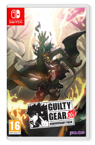 Guilty Gear 20th Anniversary Day-One edition SWITCH