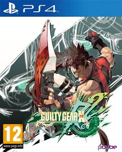 Guilty Gear XRD - Revelator 2 PS4