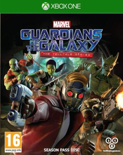 Telltales's Guardians of the Galaxy Xbox One
