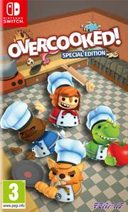 Overcooked! Special Edition Switch