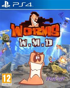 Worms WMD PS4
