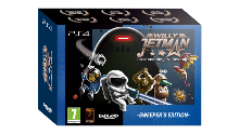 Willy Jetman Astromonkey's Revenge Sweeper's Edition PS4