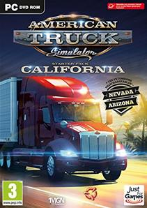 American Trucker Simulator California Starter Pack