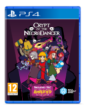 Crypt of the Necrodancer Standard Edition PS4