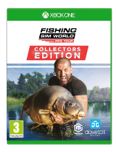 Fishing Sim World Pro Tour Collector's edition Xbox One