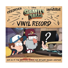 Gravity Falls Soundtrack Vinyle