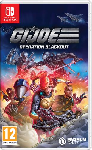 G.I Joe Operation Blackout Switch