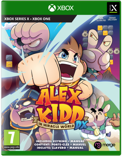 Alex Kidd in Miracle World DX SERIE X / XBOX ONE