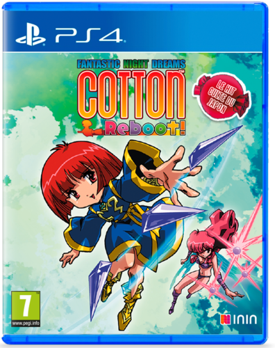 Cotton reboot PS4