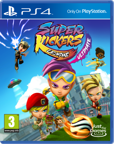 Super Kickers League Ultimate PS4