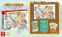 Story of Seasons : Pioneers of Olive Town Deluxe Edition Switch
