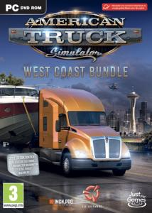 American Truck Simulator West Coast Bundle PC