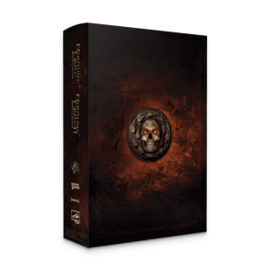 The Baldurs Gate Enhanced Edition Collector's Pack PS4