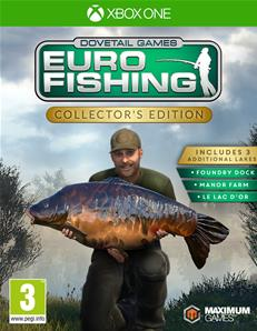 Euro Fishing Collector's edition XONE