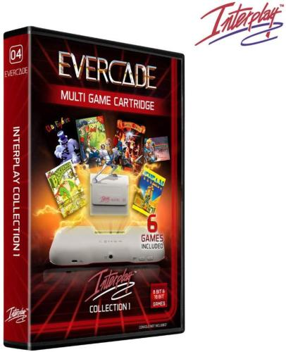 Blaze EverCade InterPlay Cartouche 1