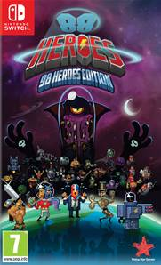 88 Heroes - 98 Heroes Edition Switch