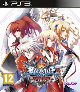 Blazblue Chronophantasma Extended edition PS3