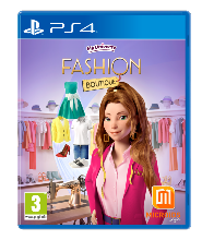 My Universe : Fashion Boutique PS4