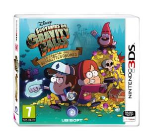 Gravity Falls - 3DS