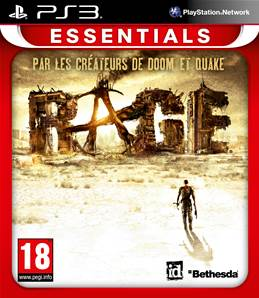 Rage Essentials PS3