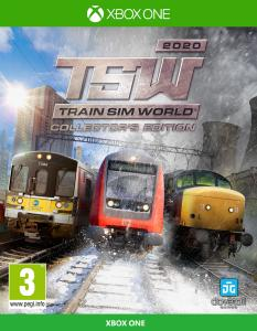 Train Sim World 2020 Collector's edition Xbox One