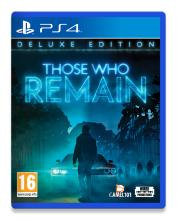 Those Who Remain PS4 Edition Deluxe
