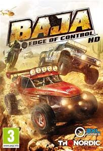 Baja : Edge Of Control HD - PC