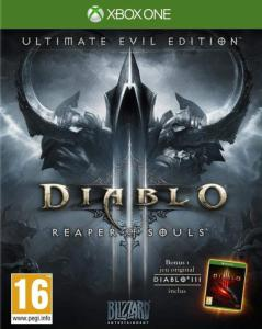 Diablo III : reaper of souls - ultimate evil édition Xbox One